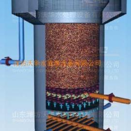 猪场曝气生物滤池-猪场曝气生物滤池污水处理设备