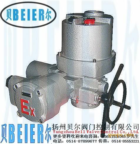 专业生产销售电动执行器,电动阀门配套