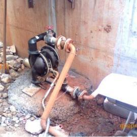 英格索兰压滤机气动隔膜泵