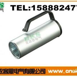 RJW7100手提式防爆探照灯  20W 卤素