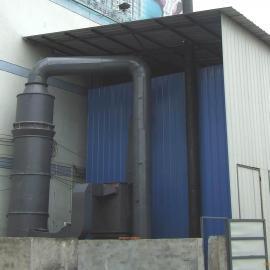 麻石脱硫除尘器