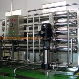 工业超纯水设备二级反渗透