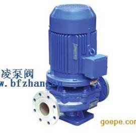 IHG型立式�渭��挝�化工泵|立式管道化工泵|立式化工泵