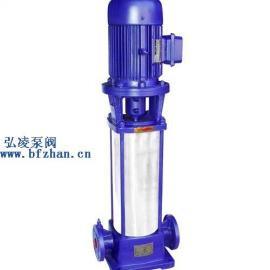 GDL型立式多�管道泵