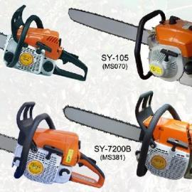 国产精品修枝伐木汽油链锯专业型