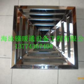 上海不锈钢方形散流器|优质不锈钢风口