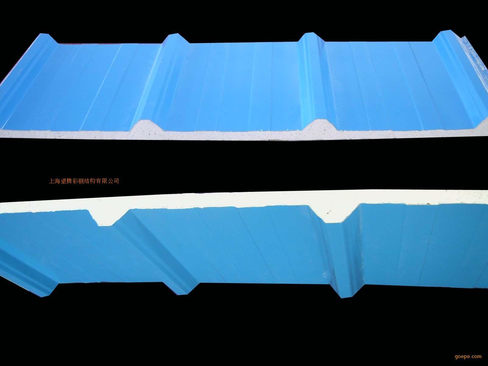 彩钢夹芯板|上海彩钢夹芯板|夹芯板-上海望腾彩钢结构