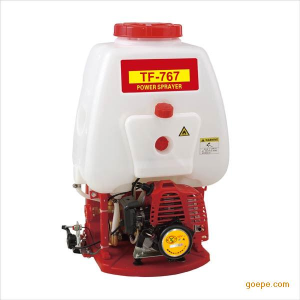 TF767背负式二冲程汽油动力高压喷雾打药机