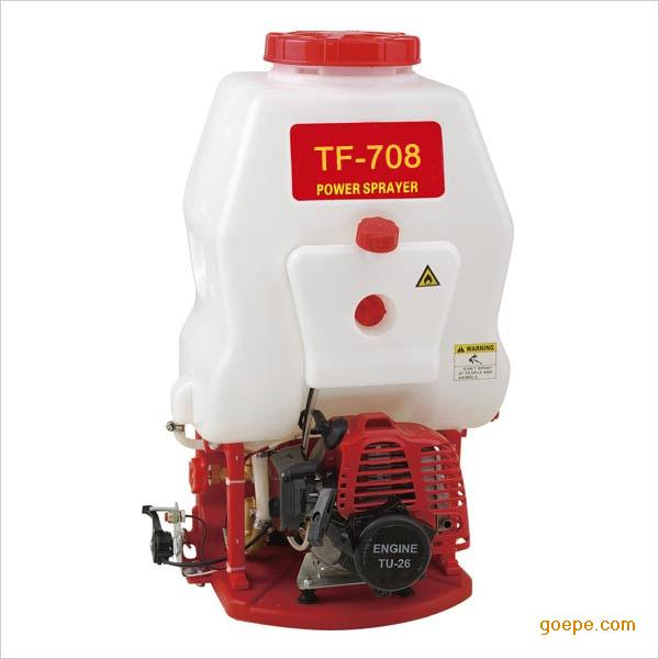 TF708打药机背负式二冲程汽油动力喷雾器