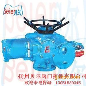 供应隔爆型阀门电动装置,电动执行器