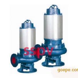 JYWQ搅匀式潜水排污泵 JYWQ泵