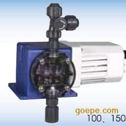 100、150系列�C械隔膜�量泵
