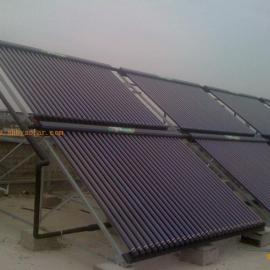 皇明太阳能热水器工程