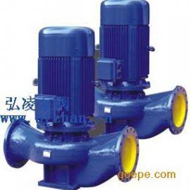 ISG型立式管道泵|不�P�管道泵