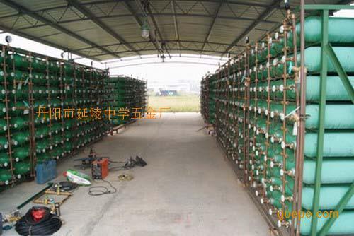 氢气钢瓶集装格