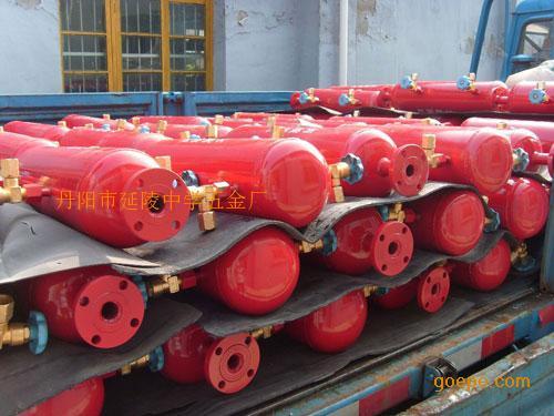 丙烷集气包