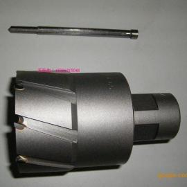 50深度的空心钻头,磁力钻钻头,穴钻