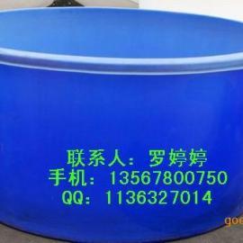 3500L蓝色塑料腌制桶/皮蛋桶/泡菜桶/竹笋腌制桶