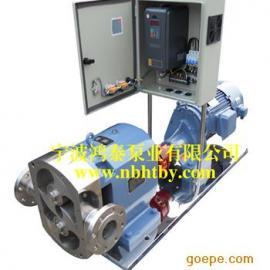 福建卫生级凸轮转子泵