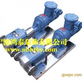 广西转子泵