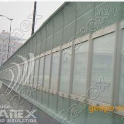 提供住宅小区隔声屏障设计-价廉质优高效
