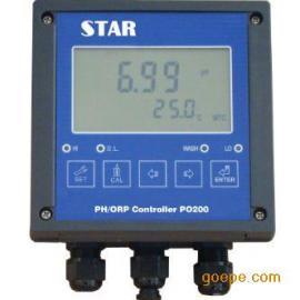 进口污水电镀电泳槽在线PH计/ORP计检测仪PO200