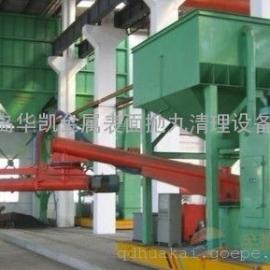 专做-树脂砂再生生产线青岛华凯机械