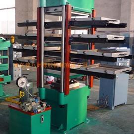 硅橡胶地砖平板硫化机,橡胶机械