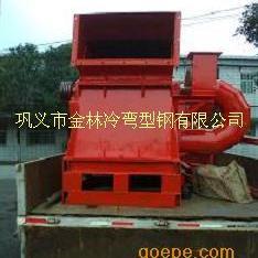 新型金属粉碎机设备_易拉罐粉碎机用途