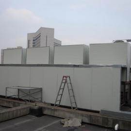 中央空调噪音治理