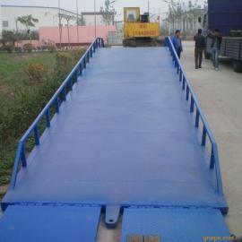 移动式登车桥(机械叉车用)