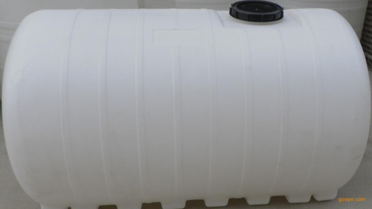 800L卧式储罐|1吨卧式塑料桶