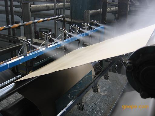 瓦楞纸生产线回潮喷嘴