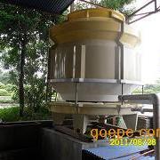 无锈蚀水轮机冷却塔
