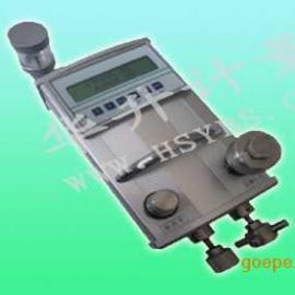 高压压力校验仪技术