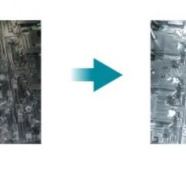 日本�解式模具超�波清洗�C清除模具污垢