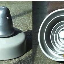 耐污悬式瓷绝缘子(钟罩型)