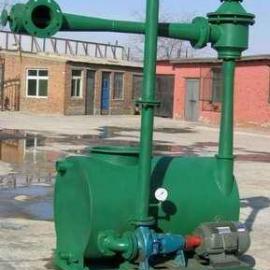一级汽水串联喷射真空泵