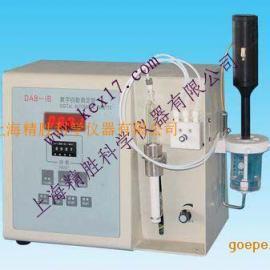 DAB-1B型自动数字式滴定管|数字式滴定管|自动滴定管