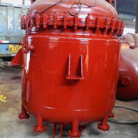2000L电加热反应罐|郑州搪瓷反应罐