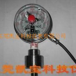 隔膜式电接点压力表