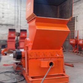 WH油漆桶破碎机应用领域