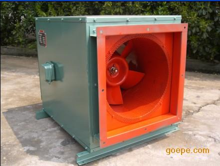 HLF混流式风机箱
