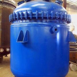 郑州搪瓷反应罐厂|河南搪瓷反应罐厂