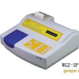 WGZ-100台式浊度仪/浊度监测仪/浊度计