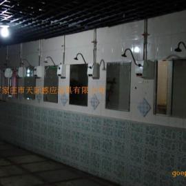 感应淋浴器的种类