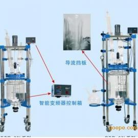 南京双层玻璃反应釜