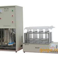 KDN-08D蛋白质测定仪/上海昕瑞凯氏定氮仪
