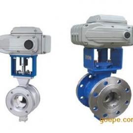 电动V型球阀-电动V型球阀生产厂家