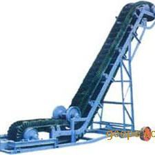 新泰矿山专业生产DJ-Ⅱ型大倾角皮带输送机报价